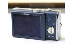PORADA: Balans bieli - Canon PowerShot SX200 IS
