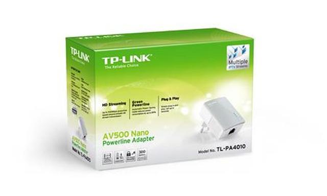 TPLink AV500 Nano fot11
