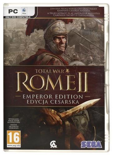 Total War Rome II Edycja Cesarska