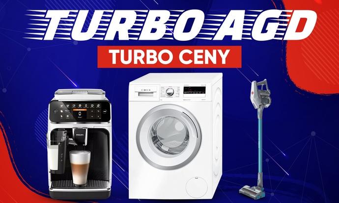 Turbo AGD w turbo cenach na Black Weeks!