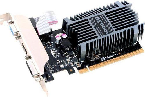 Inno3D GeForce GT 710 1GB DDR3 (64 bit) DVI, HDMI, D-Sub