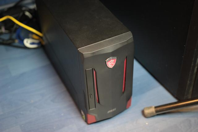 mini komputer MSI Nightblade MI
