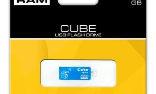 GoodRam Cube 16GB USB2.0 Niebieski