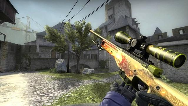 dragon lore csgo