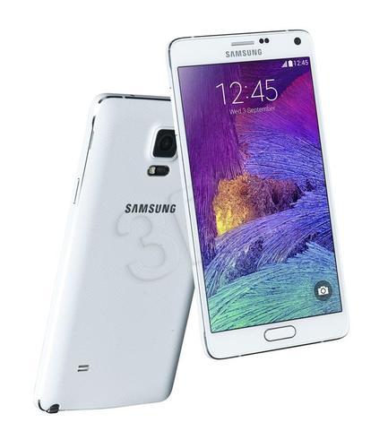 SAMSUNG GALAXY NOTE 4 LTE N910 WHITE