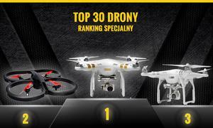 Klasyfikacja TOP 30 Dronów - Najlepszy Ranking Dronów!