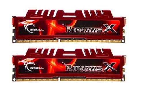 G.SKILL DDR3 8GB (2x4GB) RipjawsX 1866MHz CL9 XMP