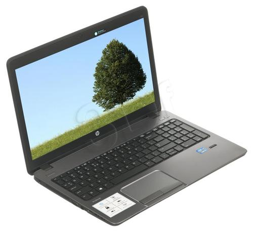 "HP PROBOOK 450 G1 i3-4000M 4GB 15,6"" HD 500GB HD8750M DOS E9Y34EA + TORBA"
