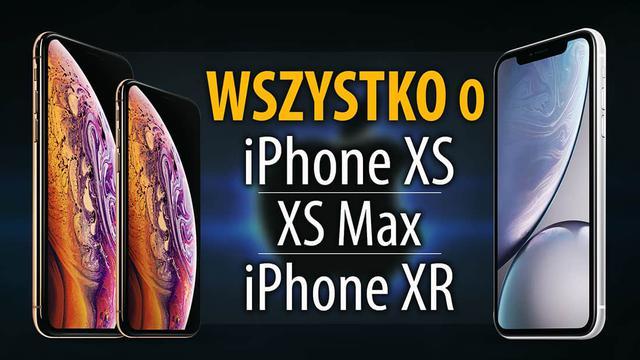 Apple pokazało 3 nowe IPhone'y! Jest drogo