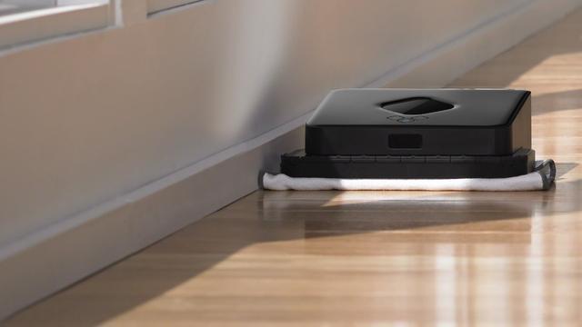 iRobot Braava 300 - seria zaawansowanych robotów mopujących