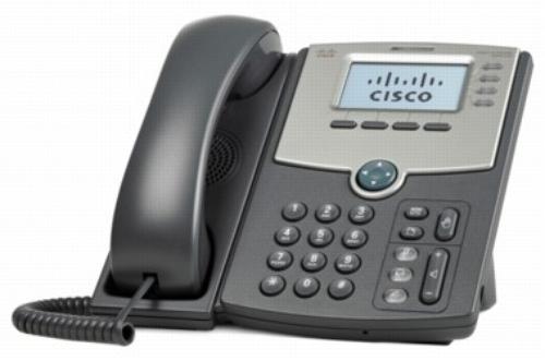 Cisco SPA514G Tel VoIP 4-Line 2x1GBE