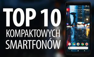 TOP 10 Smartfonów 5-calowych lub mniejszych