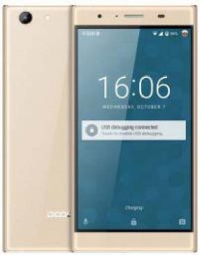 Smartfon DooGee Y300 Dual SIM Złoty