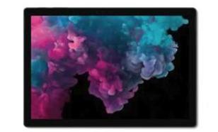"Microsoft Surface Pro 6 12,3"" Intel Core i7-8650U - 8GB RAM - 256GB"