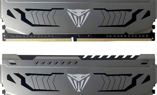 Patriot Viper Steel, DDR4, 16 GB,3000MHz, CL16 (PVS416G300C6K)