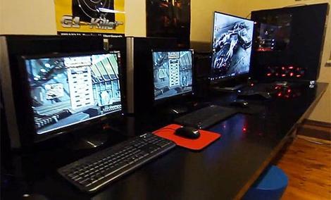 Gamingowy pokój marzeń?