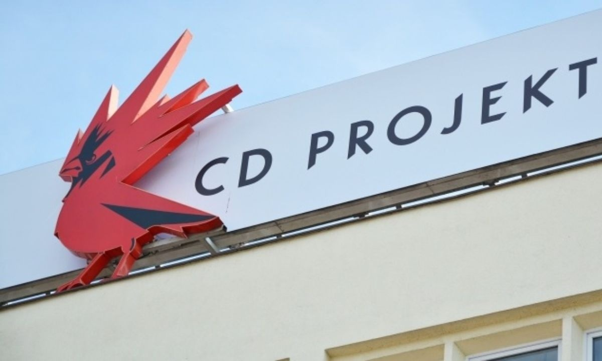 Zdjęcie siedziby CD Projekt