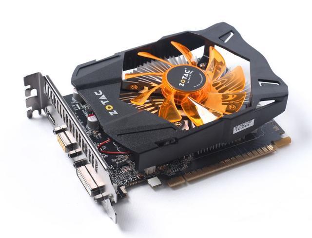 ZOTAC GeForce GT 740 - niedrogie karty graficzne od ZOTAC