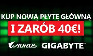 Kup Płytę Gigabyte Z370 i Zgarnij 40 Euro