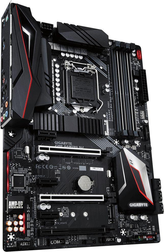 Gigabyte Z390 GAMING SLI s1151 4 DDR4 HDMI/M.2 ATX