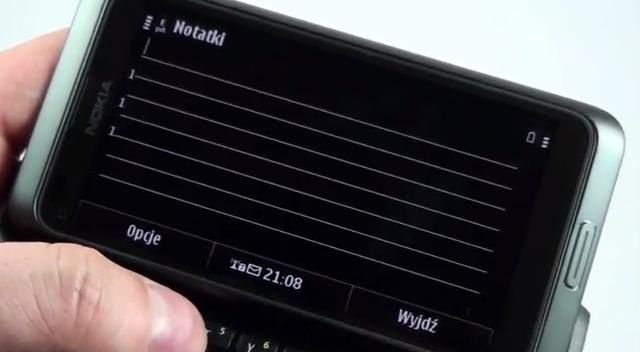 Nokia E7 Communicator - recenzja telefonu