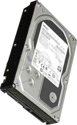 "HGST Internal Drive Kit 4TB 3,5"""" 7200rpm (0S03665)"