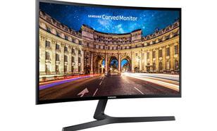 """Samsung LC27F396FHUXEN LED 27"""" FHD VA czarny"""
