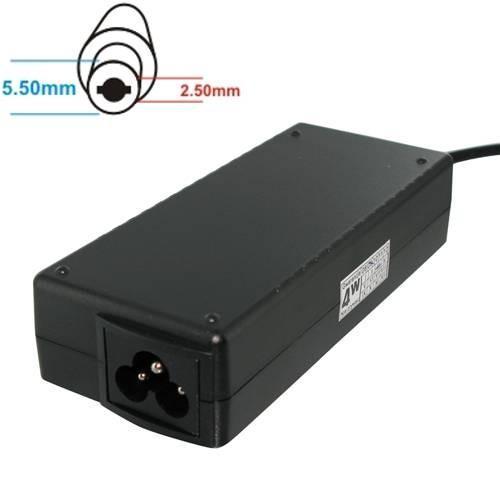 Whitenergy Zasilacz 19V | 4.47A 85W wtyk 5.5*2.5mm Toshiba 05379