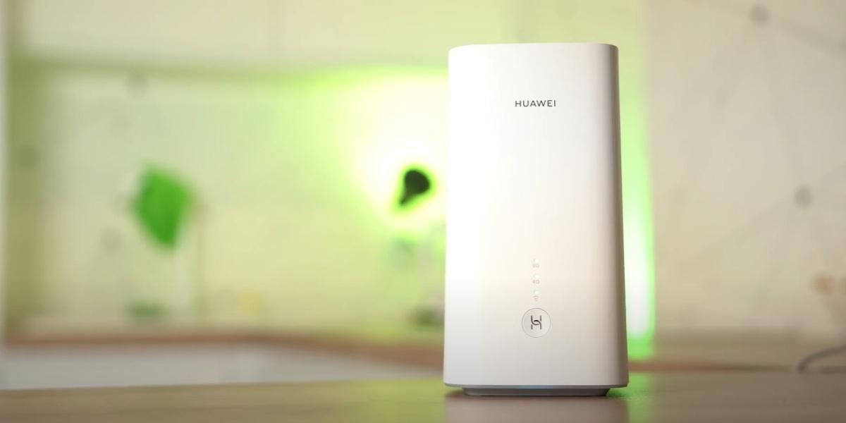 Router Huawei 5G CPE Pro 2 dostarcza szybki internet pod strzechy