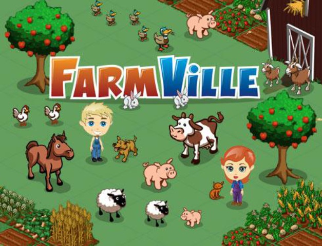 Farm Ville fields