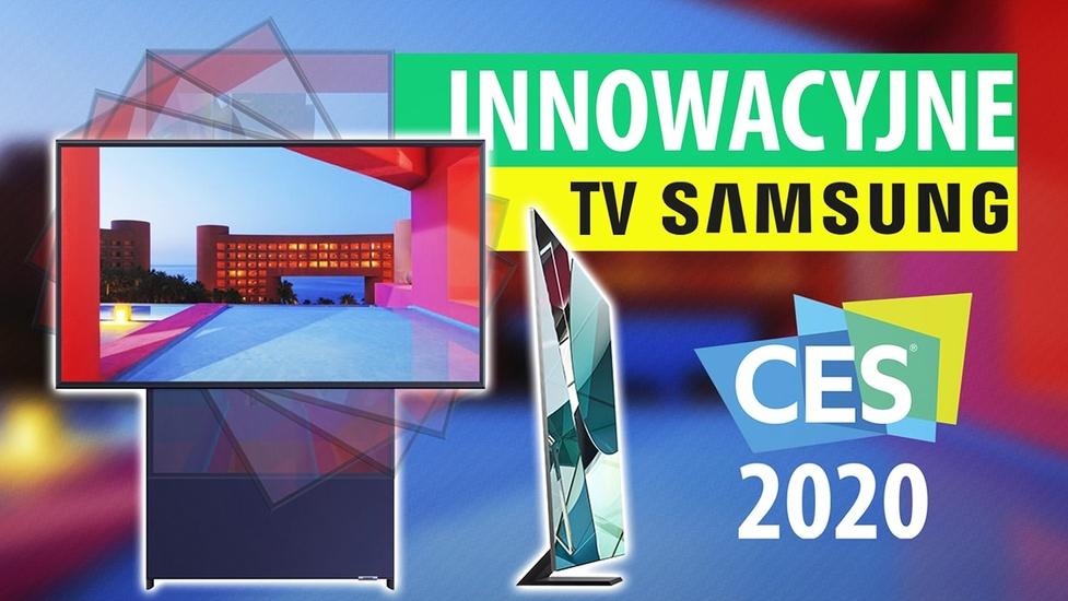 Samsung liderem TV na CES 2020? MicroLED, QLED 8K, The Sero