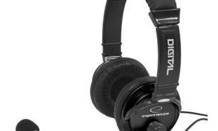 Esperanza stereo i regulacją głośności EH104