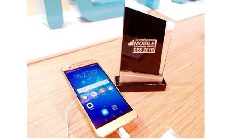 Zwycięski Debiut Smartfona Honor 5X na Targach CES 2016