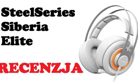 SteelSeries Siberia Elite - topowy model kultowej serii Siberia!