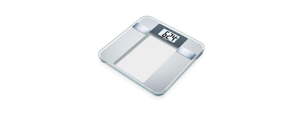 dokładna waga łazienkowa Beurer