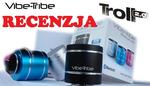 Vibe Tribe Troll 2 0 głośniczek Bluetooth, o mocy 10 W