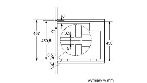 Siemens Piekarnik HB33CB550