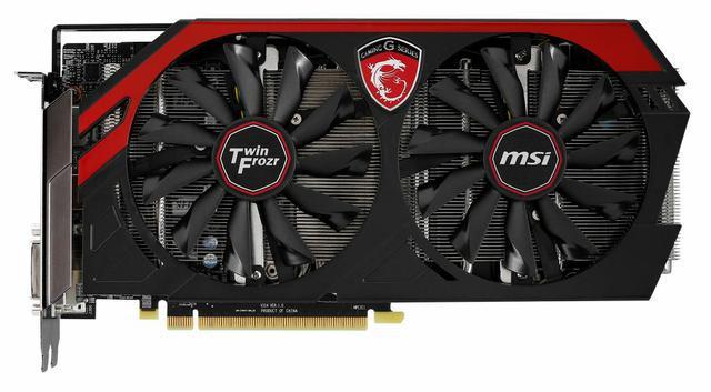 MSI GPU