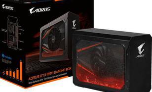 Gigabyte GeForce GTX 1070 AORUS Gaming Box 8GB GDDR5 (256 Bit) 2xDVI-D, HDMI, DisplayPort, BOX (GV-N1070IXEB-8GD)