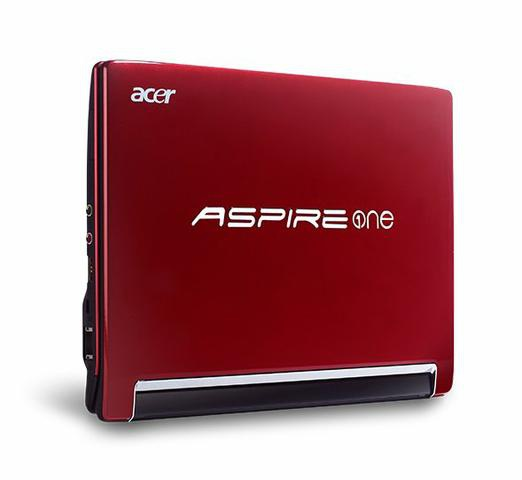 netbook Aspire One 533