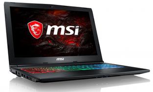 Msi GP62M i7 8GB GTX1050Ti 128+1TB W10