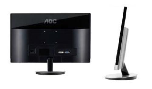 AOC 23'' i2369V LED IPS DVI