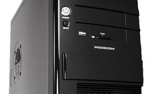 Modecom OBUDOWA NEXT 2 MINI BL GLOSSY PREMIUM 350W