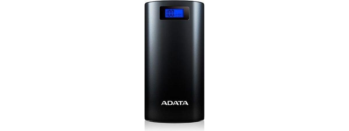 czarny bank energii firmy ADATA