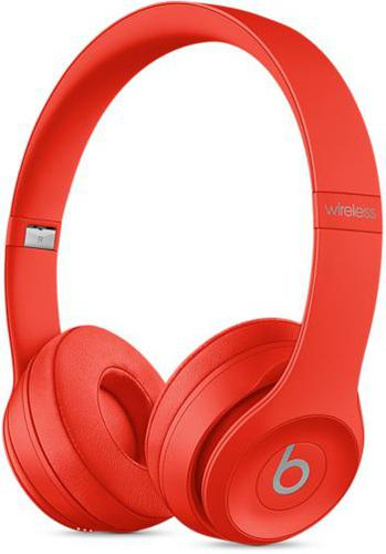 Apple Solo3 Wireless (PRODUCT)RED (MP162ZM/A)