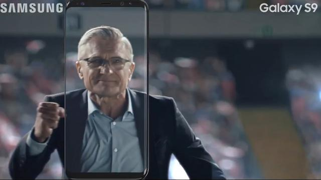 Adam Nawałka zagra dla Samsunga