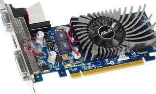 Asus GeForce 210 1GB DDR3 (64 bit) DVI, HDMI, Low Profile (210-1GD3-L)
