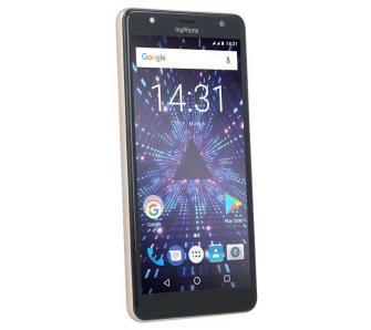 myPhone Pocket 18x9 (złoty)