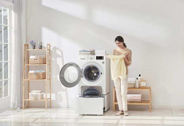 elektryzujące pralki od lg