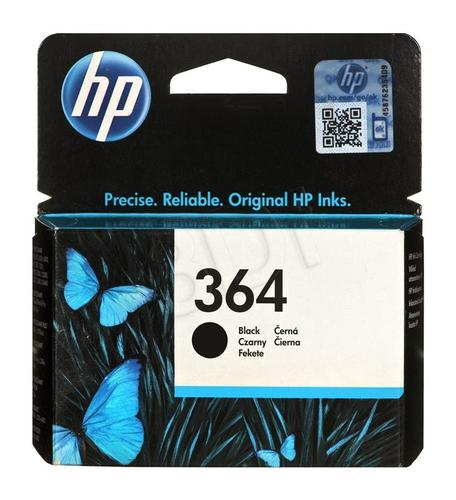 HP Tusz Czarny HP364=CB316EE, 250 str., 6 ml